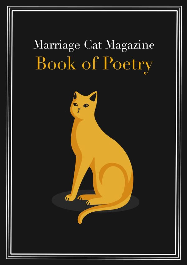 Marriage Cat Magazine Book Of Poetry